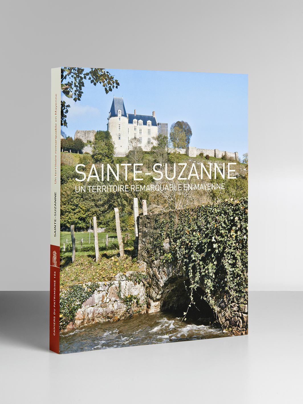 Cahiers du patrimoine_106_Sainte-Suzanne
