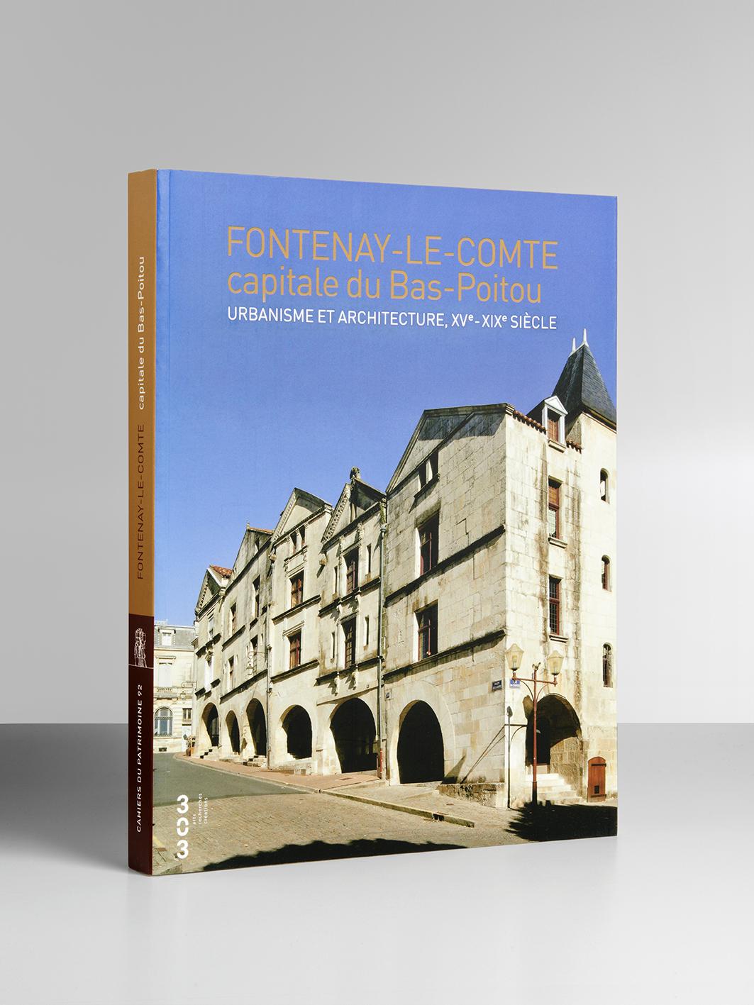 Cahiers du patrimoine_92_Fontenay-le-Comte