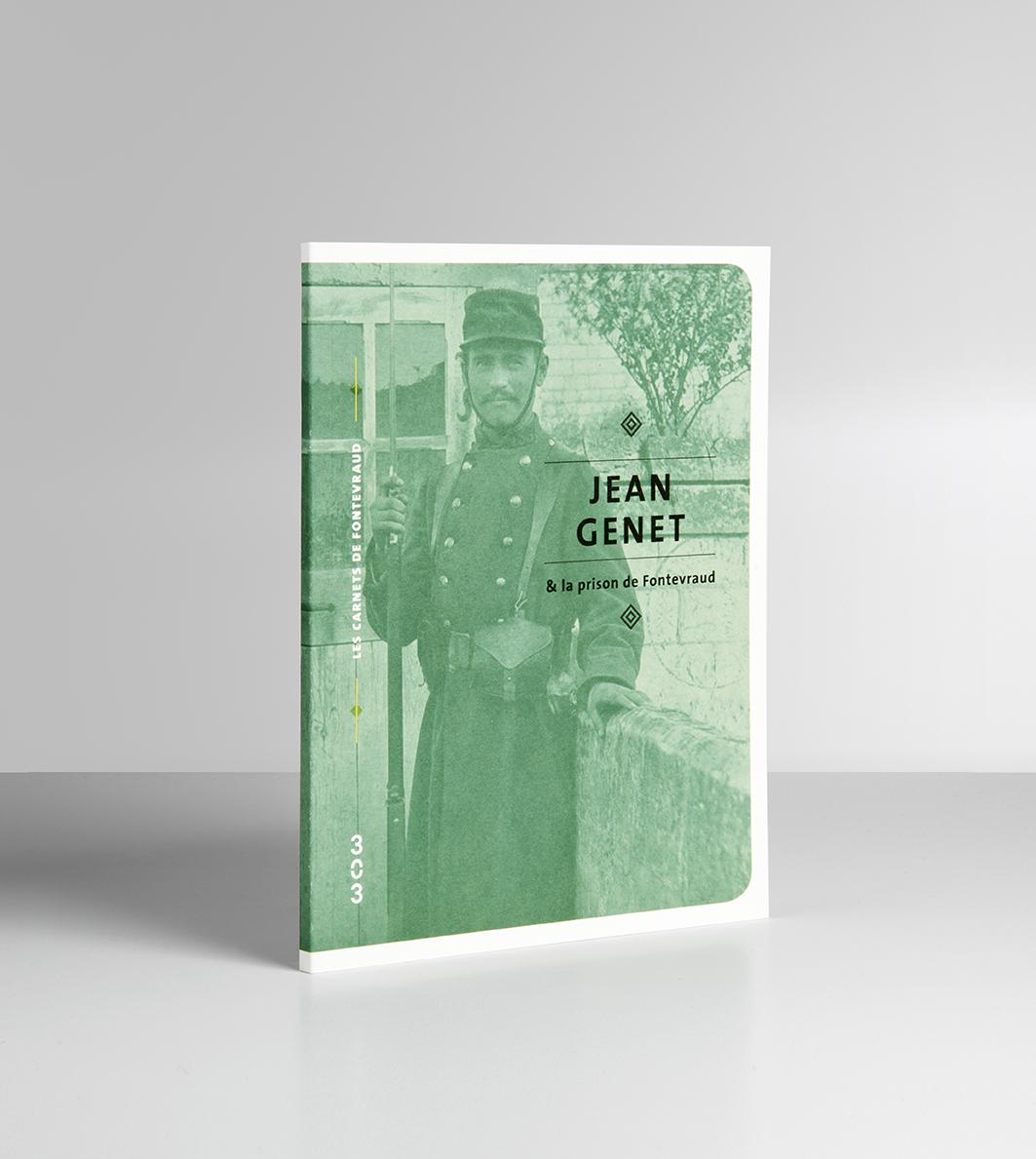 Les Carnets de Fontevraud_Jean Genêt