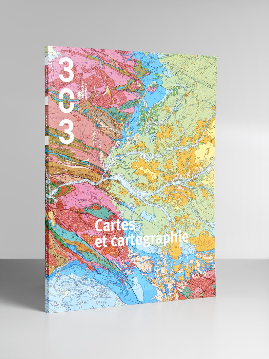 Cartes et cartographie Editions 303 Revue 303